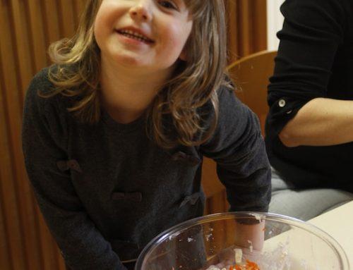 Projekt: Gesunde Ernährung von Kindern