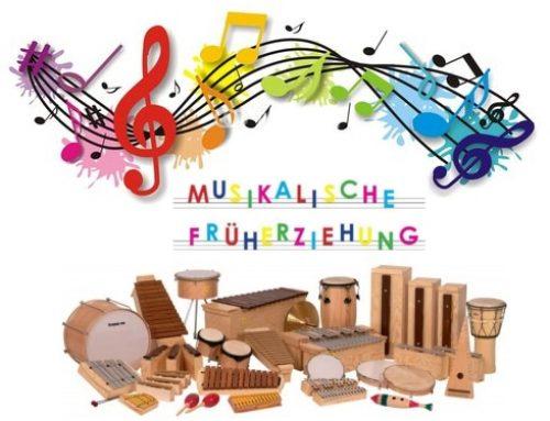 Musikalische Früherziehung im Montessori Kinderhaus